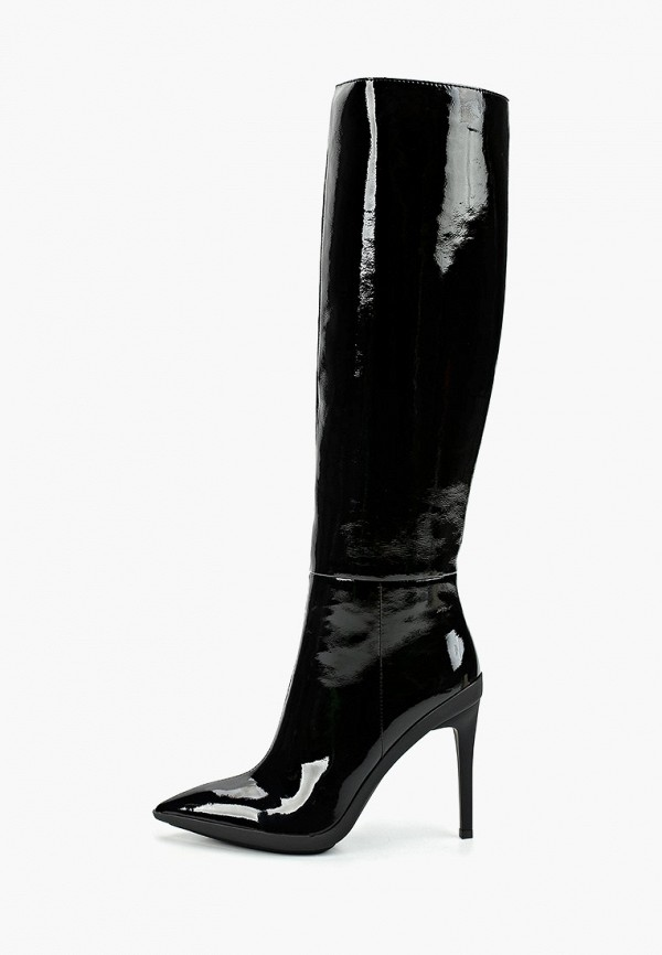 женские сапоги winzor, черные