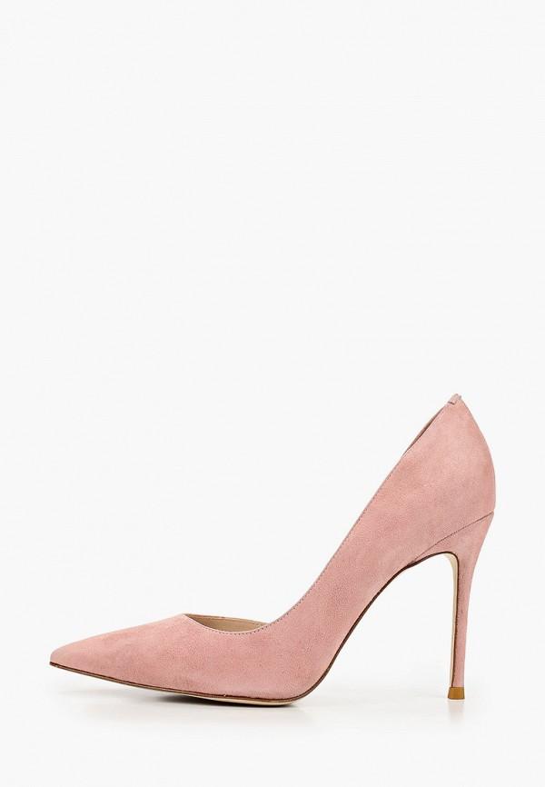 женские туфли winzor, розовые