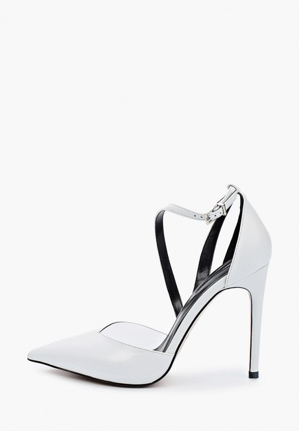 женские туфли winzor, белые