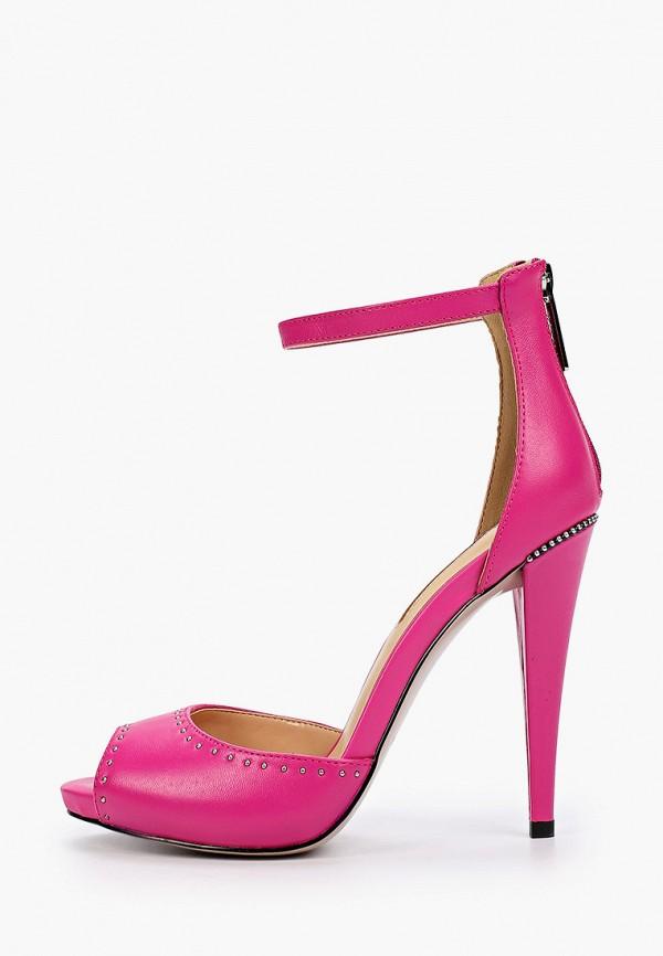 женские босоножки winzor, розовые