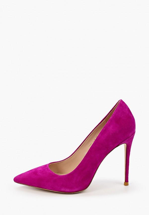 женские туфли winzor, фиолетовые