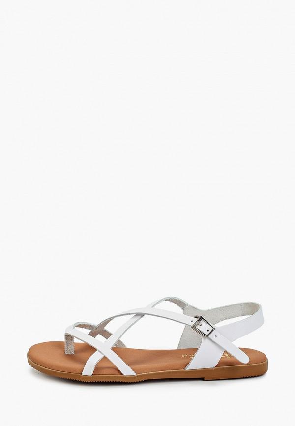 женские сандалии winzor, белые