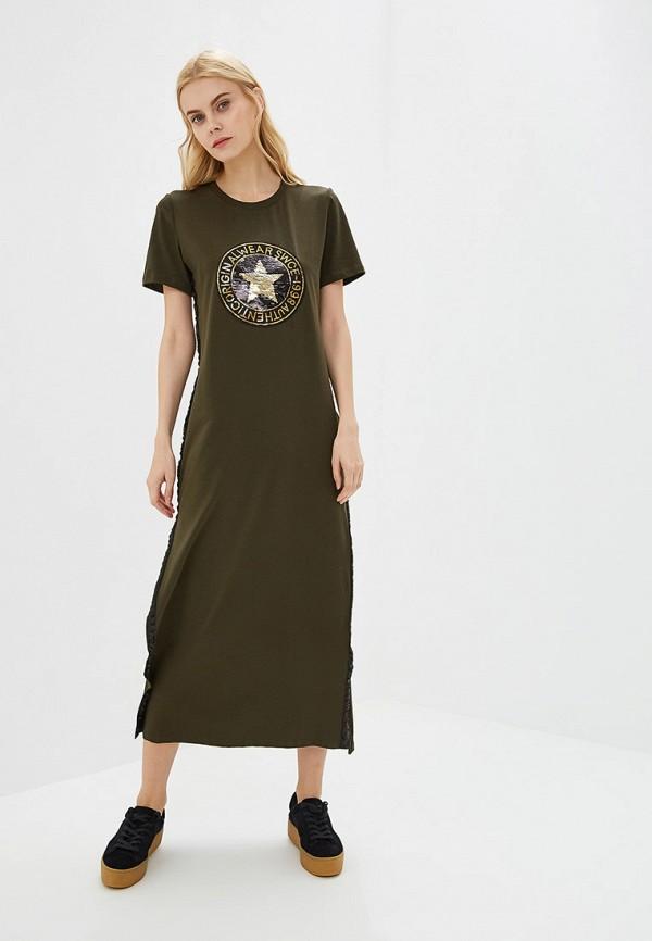 Платье Winzor Winzor WI011EWFMGV1 цена 2017