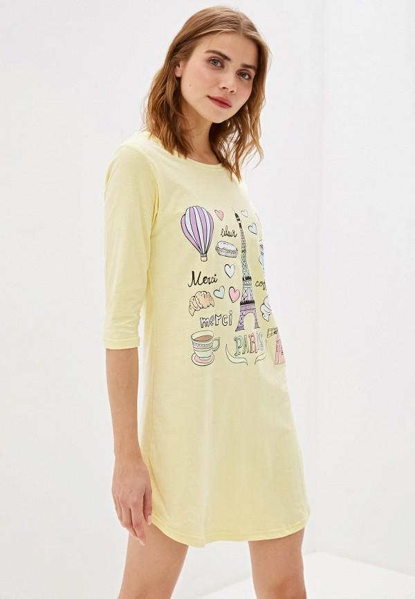женское платье winzor, желтое
