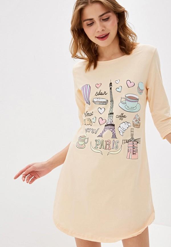 женское платье winzor, бежевое