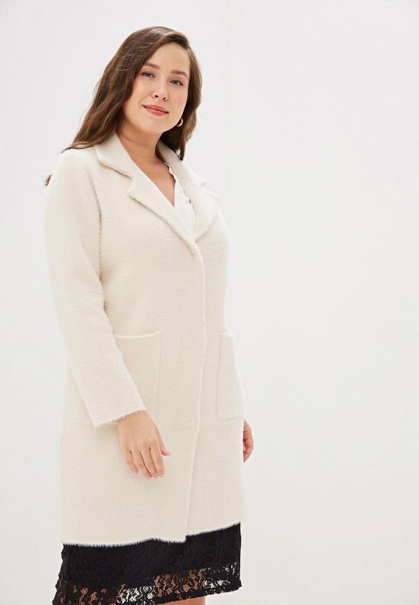 женское пальто winzor, белое