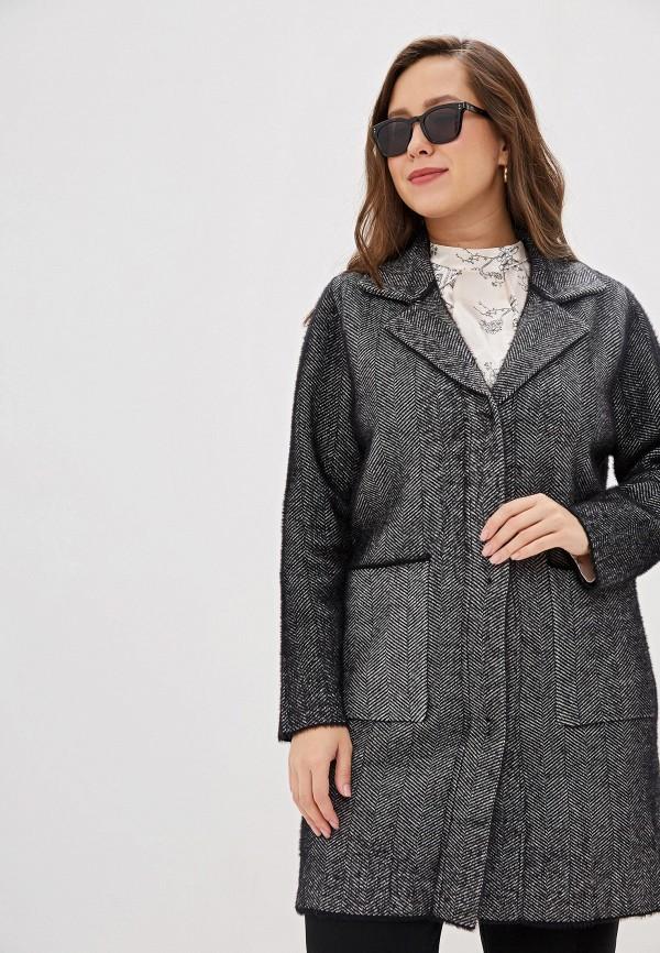 женское пальто winzor, черное