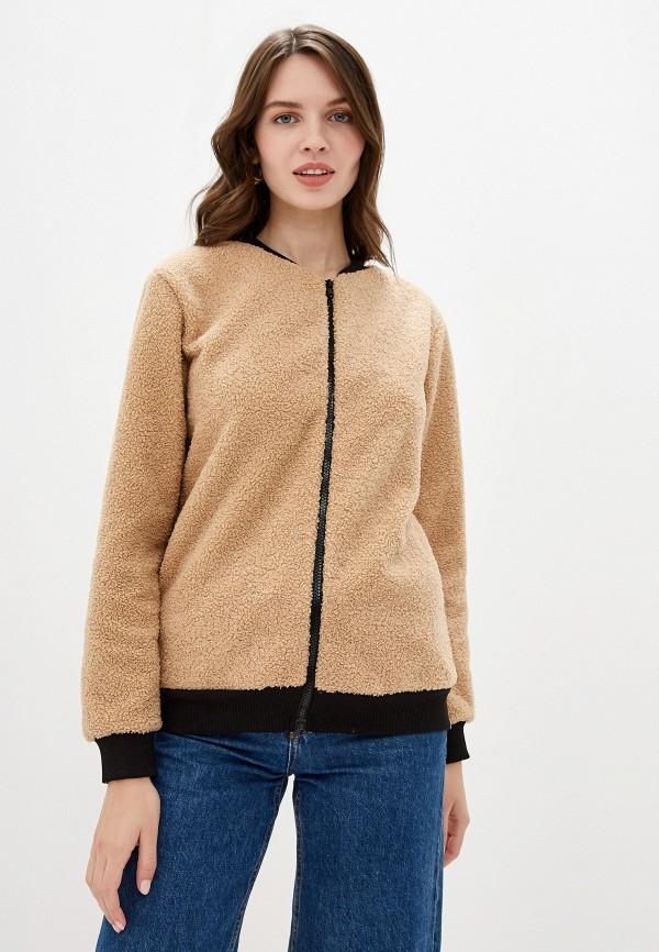 женская куртка winzor, бежевая