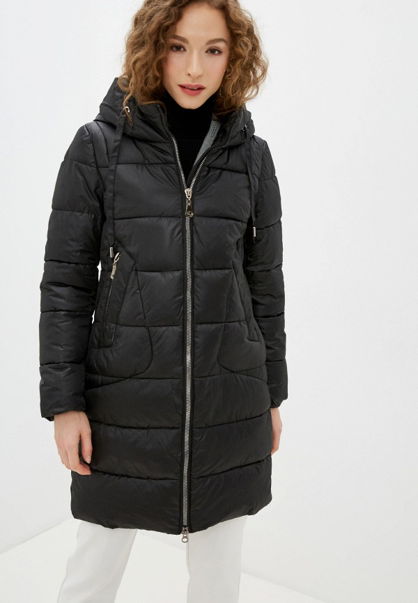 женская куртка winzor, черная