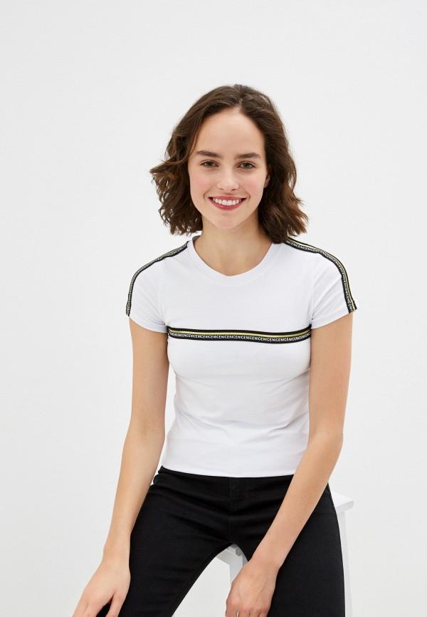 женская футболка winzor, белая