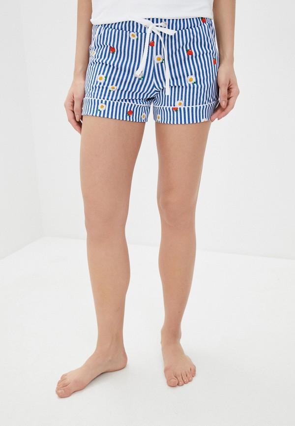 женские шорты winzor, синие