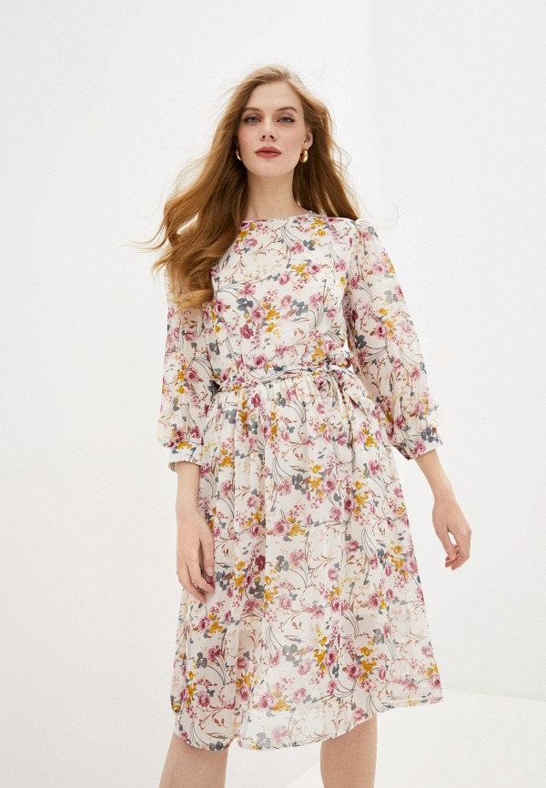 женское повседневные платье winzor, бежевое