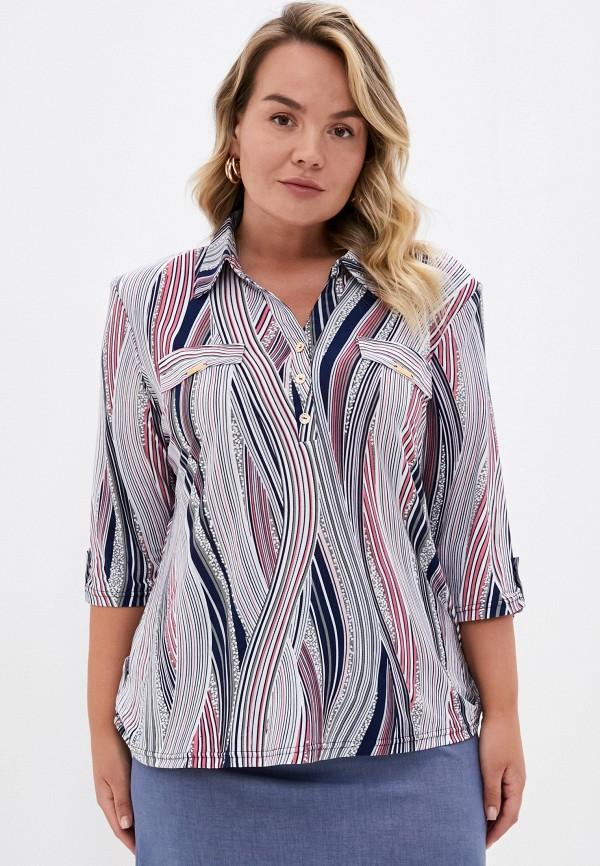 женская блузка winzor, разноцветная