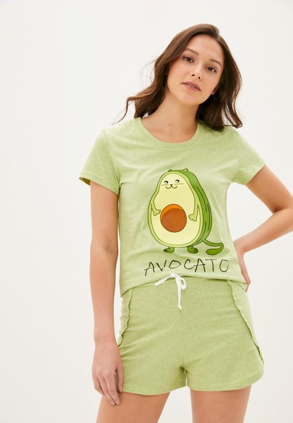 женский костюм winzor, зеленый