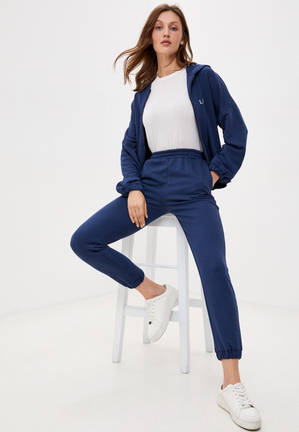 женский спортивный костюм winzor, синий