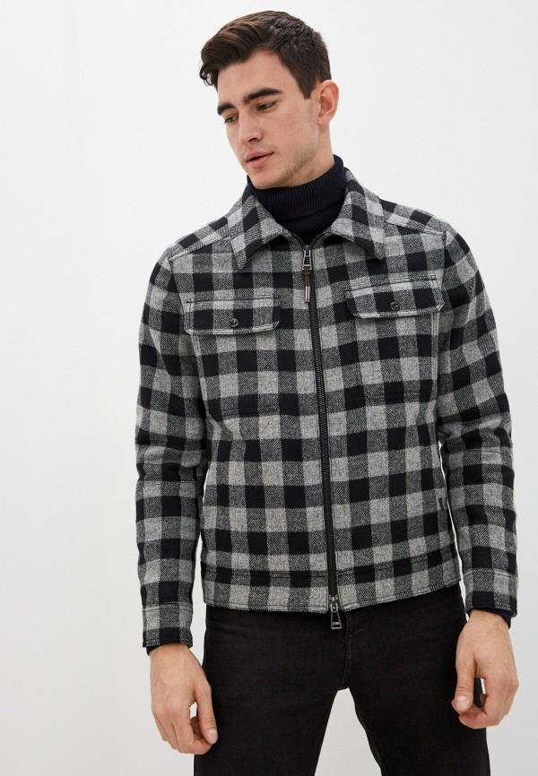 мужское пальто windsor, серое