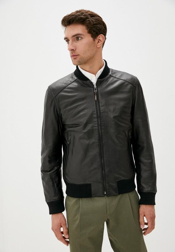 мужская куртка windsor, черная