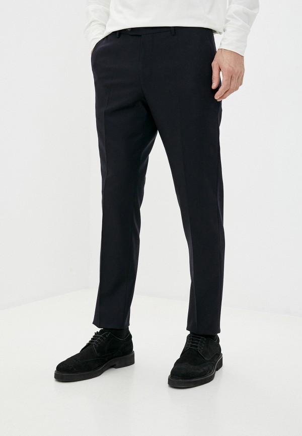 мужские классические брюки windsor, черные