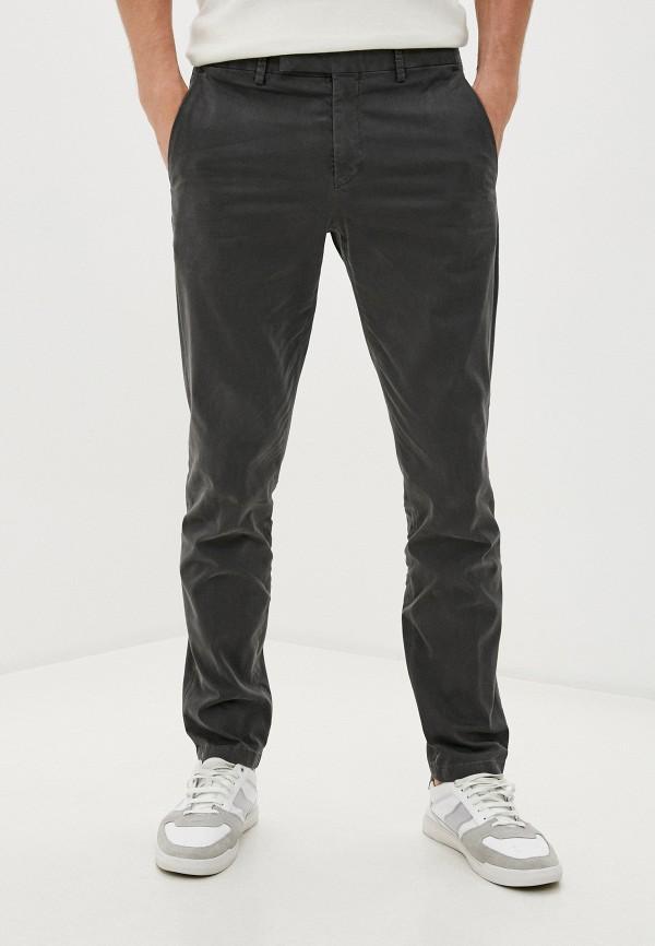 мужские повседневные брюки windsor, серые