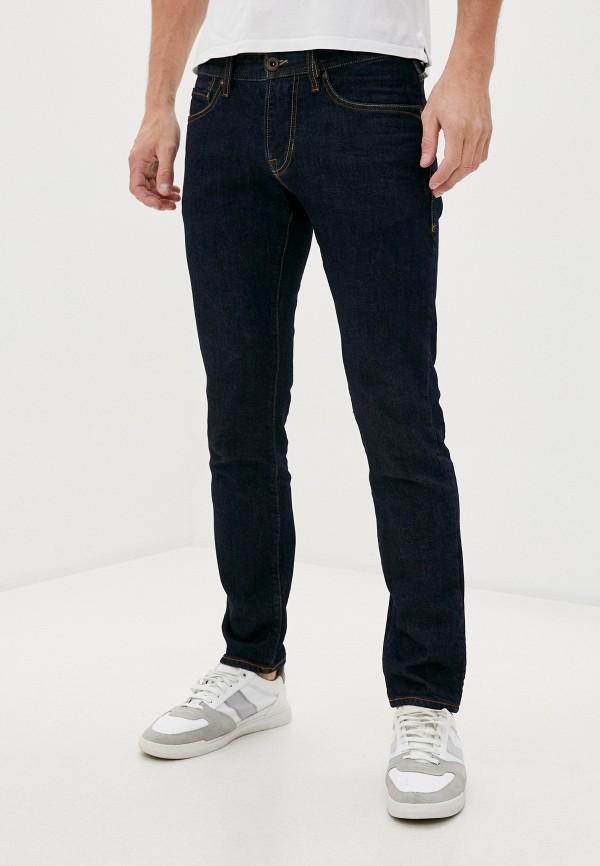 мужские прямые джинсы windsor, синие
