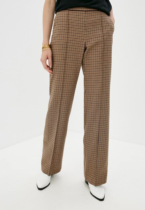 женские повседневные брюки windsor, бежевые