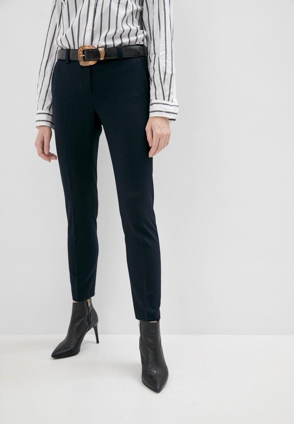 женские классические брюки windsor, синие