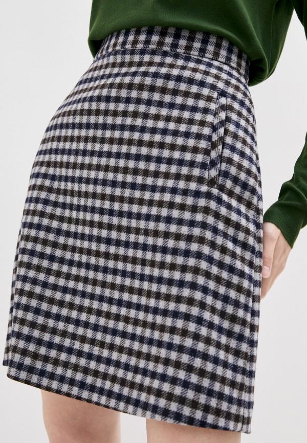женская юбка windsor, серая