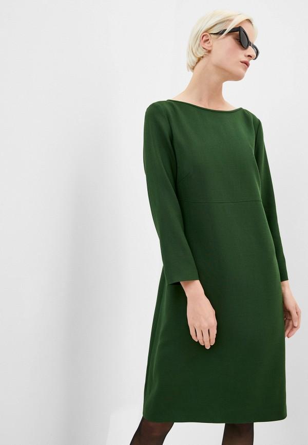 женское повседневные платье windsor, зеленое