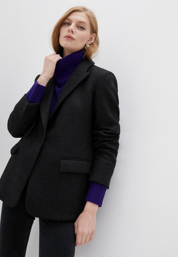 женский пиджак windsor, черный