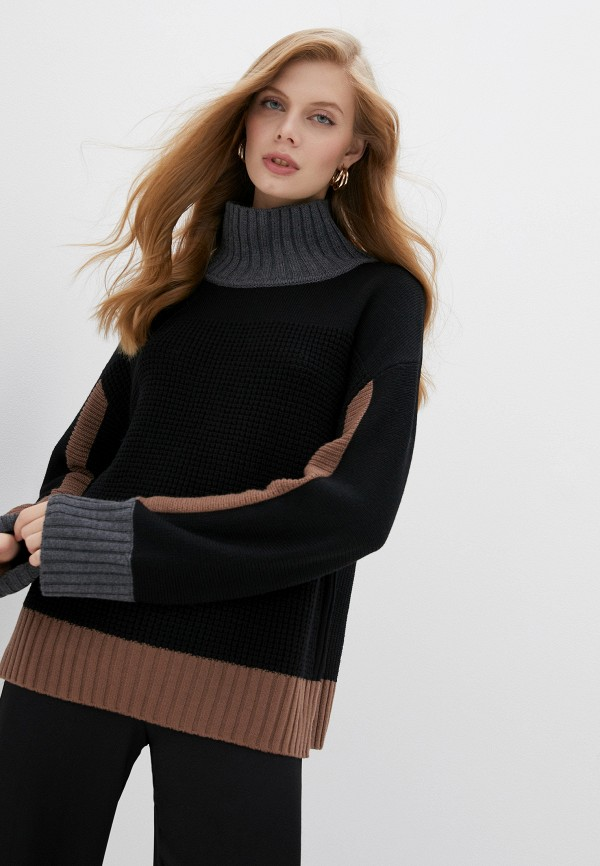 женский свитер windsor, черный