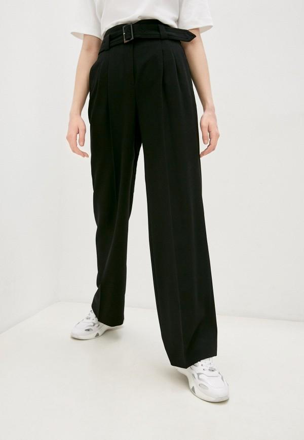 женские повседневные брюки windsor, черные