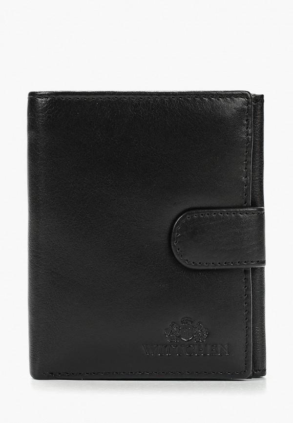 мужской кошелёк wittchen, черный