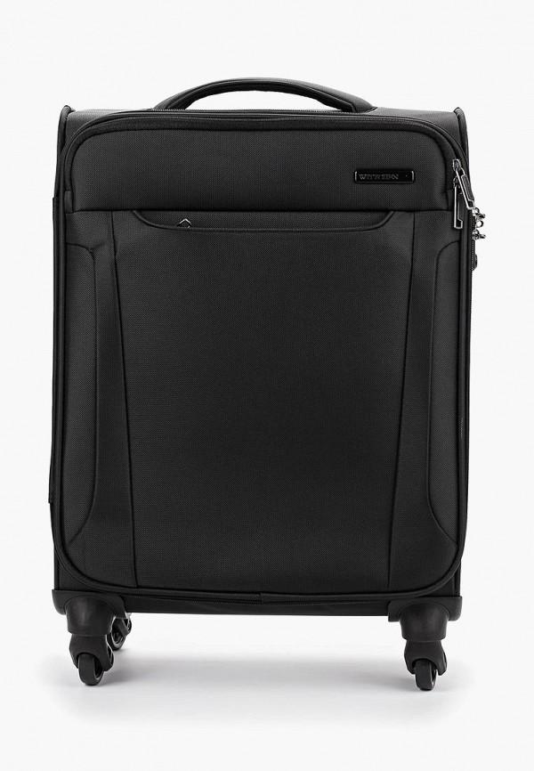 Чемодан Wittchen Wittchen WI014BUFNFX9 чемодан wittchen 56 3p 852 темно синий