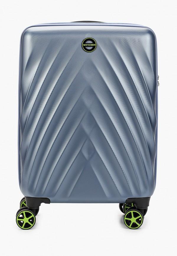 Чемодан Wittchen Wittchen WI014BUHCBX3 чемодан wittchen 56 3p 852 темно синий