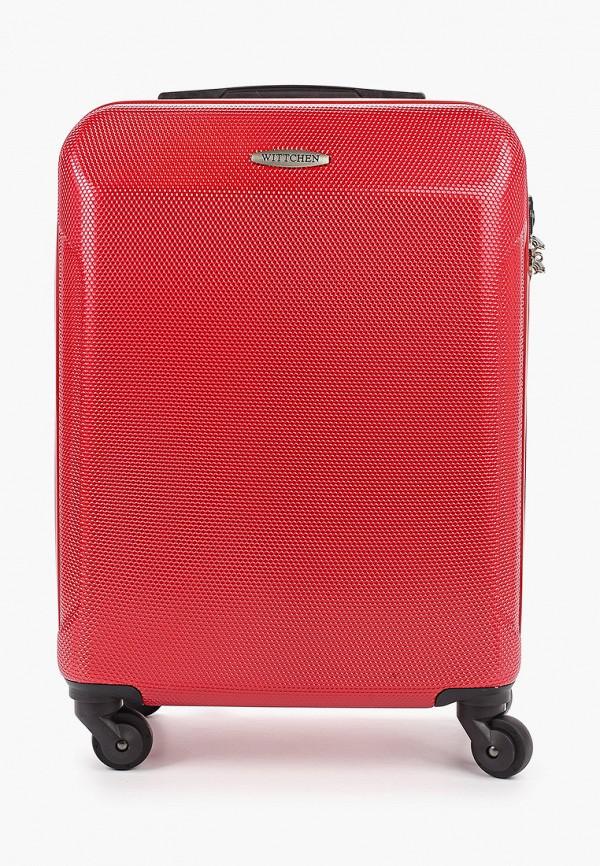 Чемодан Wittchen Wittchen WI014BUHCBX7 чемодан wittchen 56 3p 852 темно синий
