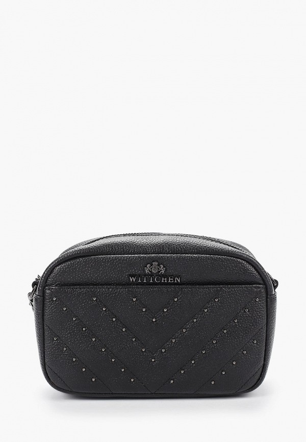 женская сумка wittchen, черная