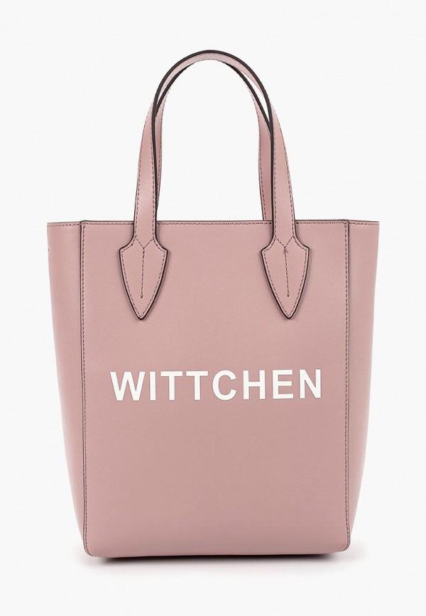 Сумка Wittchen Wittchen WI014BWGMWT7 цена 2017