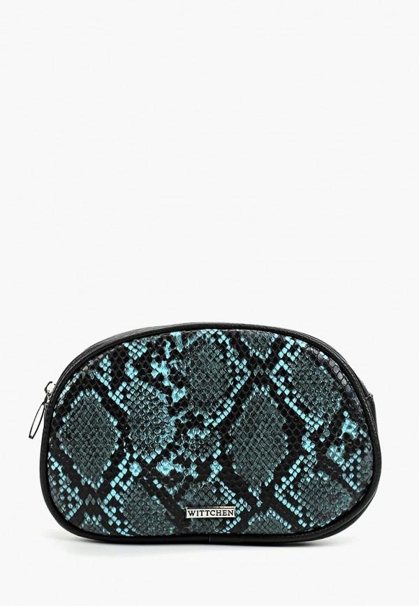 Фото - Сумка поясная Wittchen Wittchen WI014BWGNBK3 сумка женская wittchen 85 4e 430 1 цвет черный