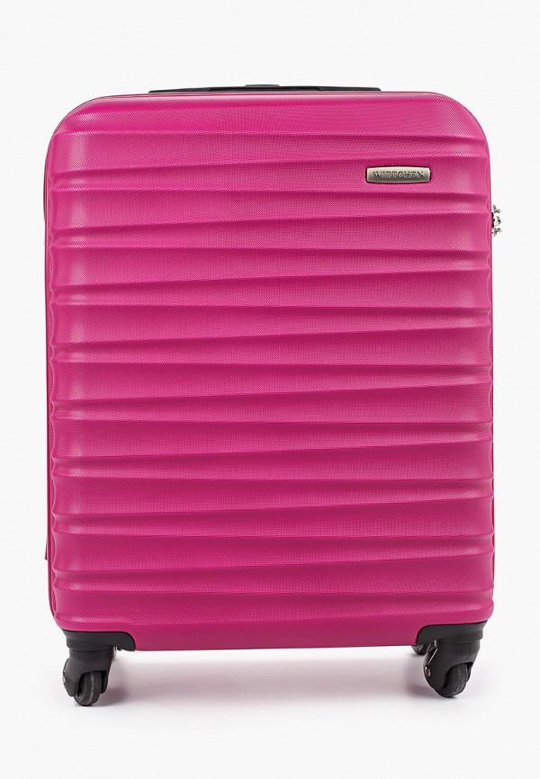 Чемодан Wittchen Wittchen WI014BWHCBW5 чемодан wittchen 56 3p 852 темно синий