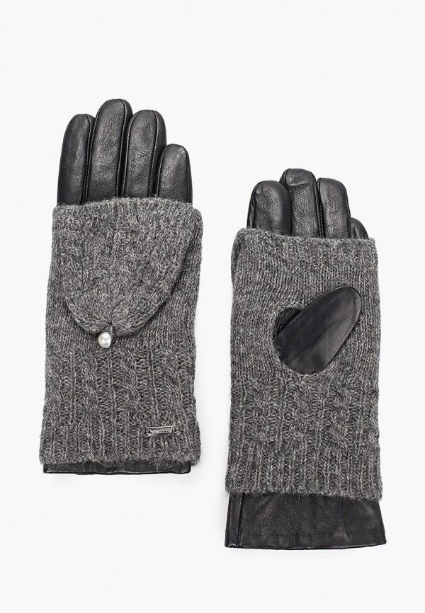 Перчатки Wittchen Wittchen WI014DWGMWS3 перчатки wittchen светло коричневый 7 5 размер