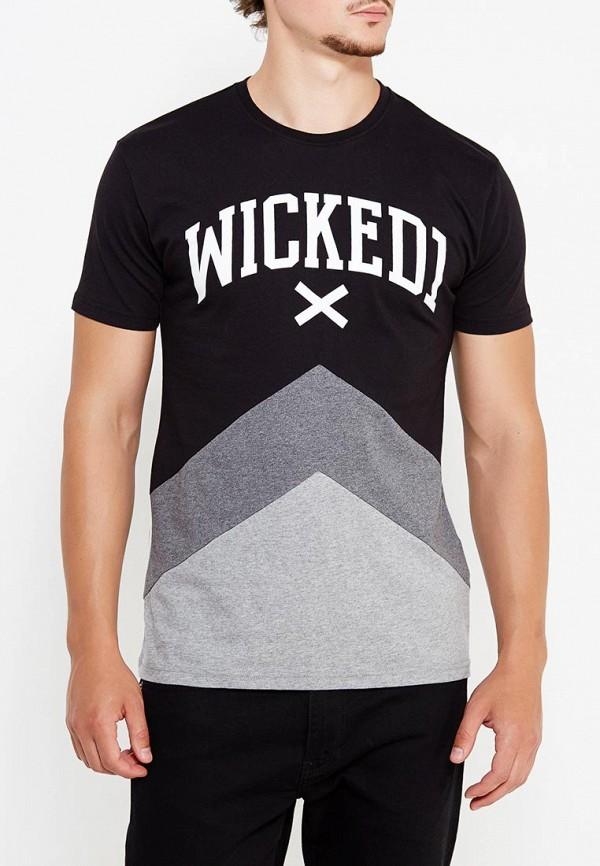 Футболка Wicked One Wicked One WI015EMWOB39 wicked
