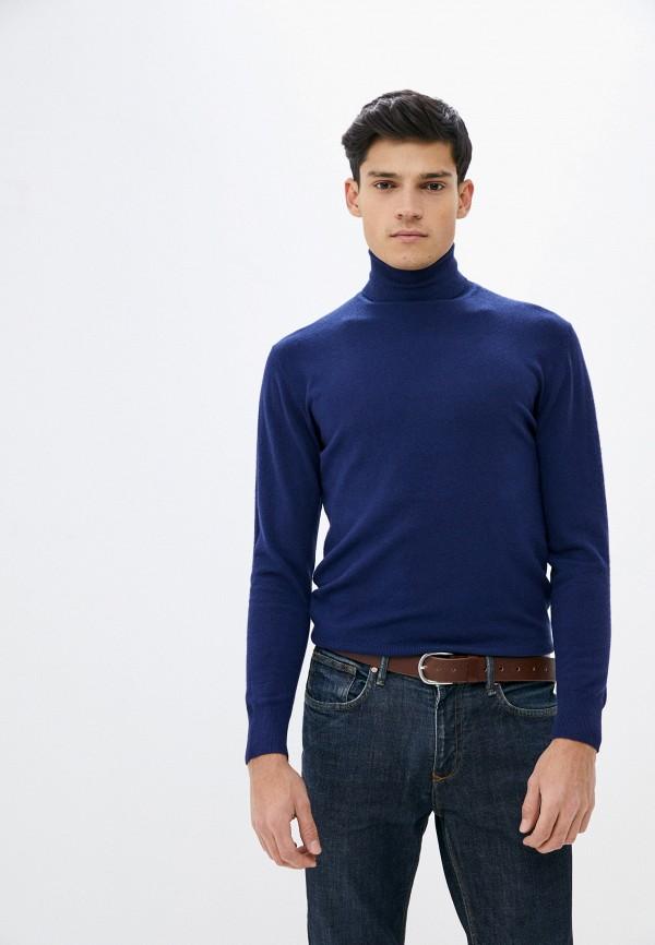 мужской свитер william de faye, черный