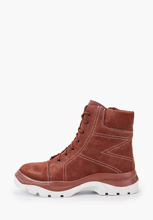 женские ботинки wilmar, розовые
