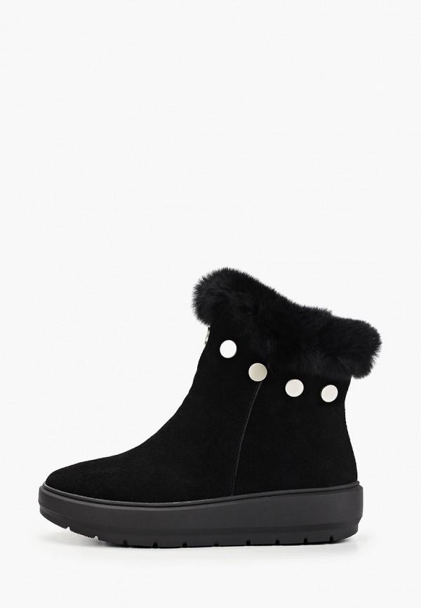женские ботинки wilmar, черные