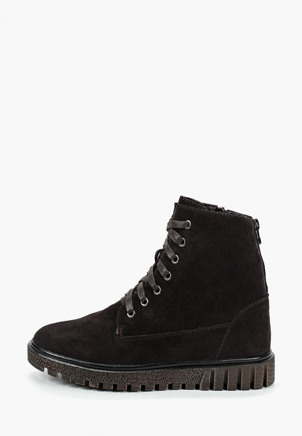женские ботинки wilmar, коричневые