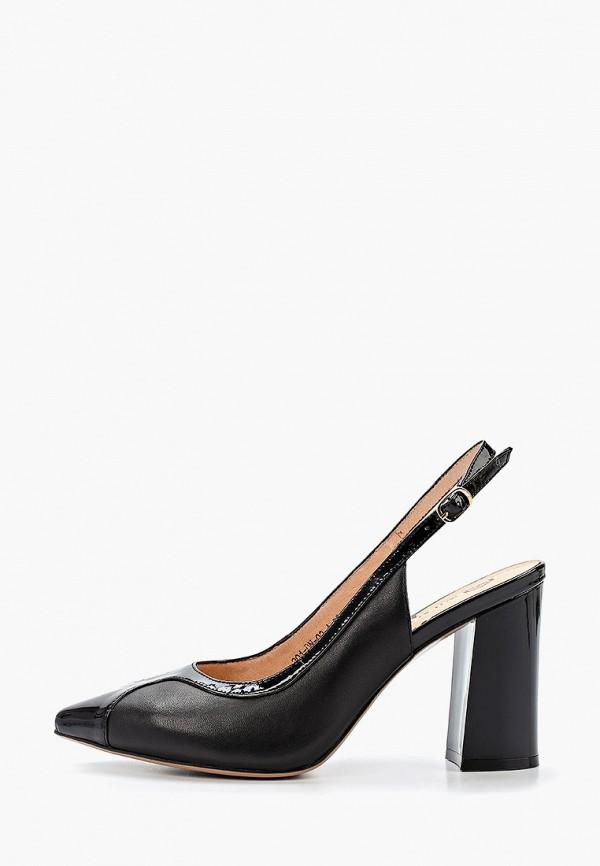 женские туфли wilmar, черные