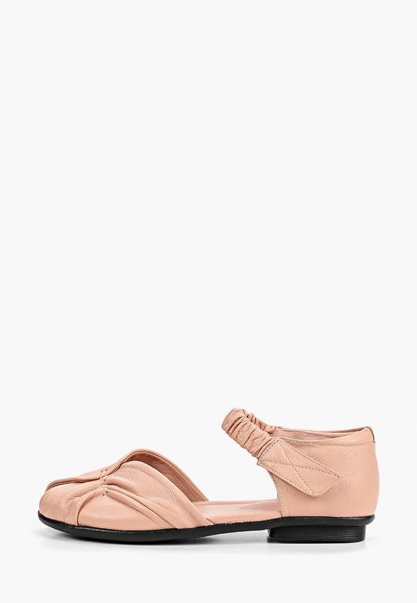 женские сандалии wilmar, розовые