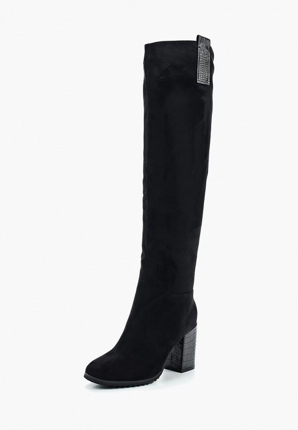 Купить Женские ботфорты Wilmar черного цвета
