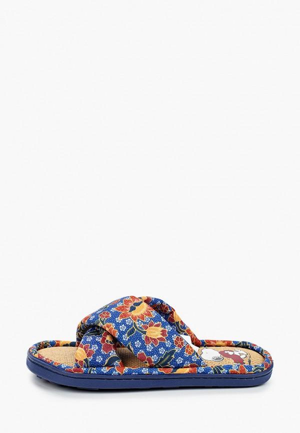 женские тапочки women'secret, разноцветные
