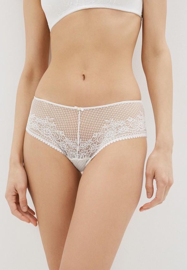 женские трусы-шорты women'secret, белые